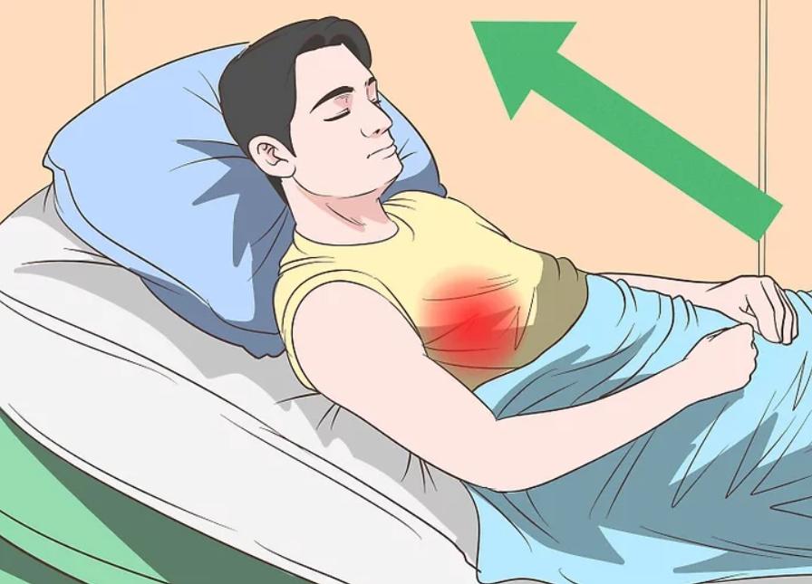 Как спать, если отбили ребра