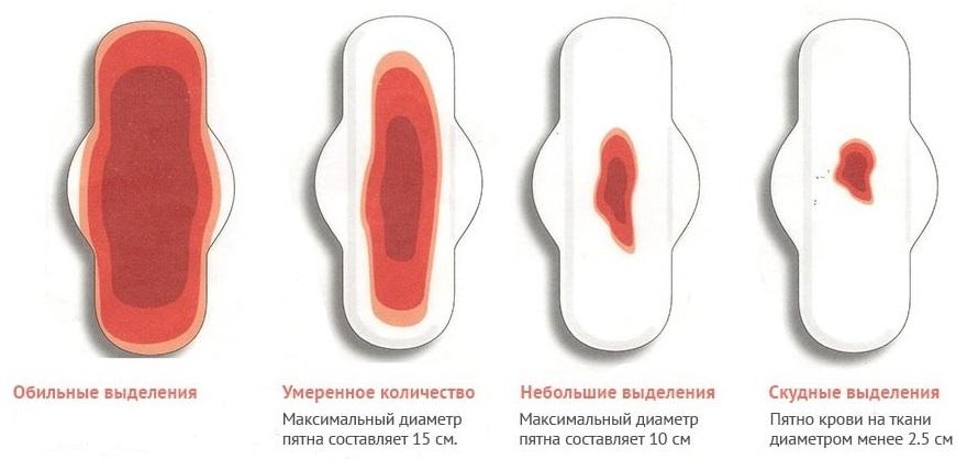 выделения после родов-1